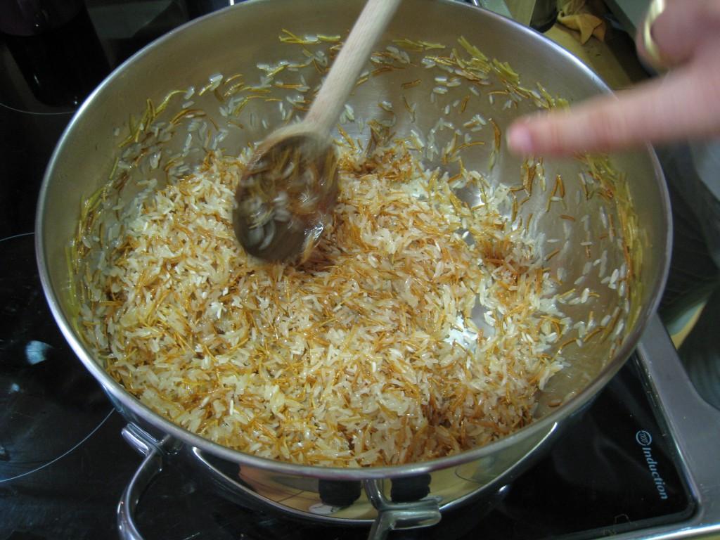 cours de cuisine turque la recette des keft s et la recette du riz aux vermicelles. Black Bedroom Furniture Sets. Home Design Ideas