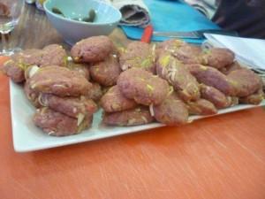 Cours de cuisine turque keftés et riz aux vermicelles