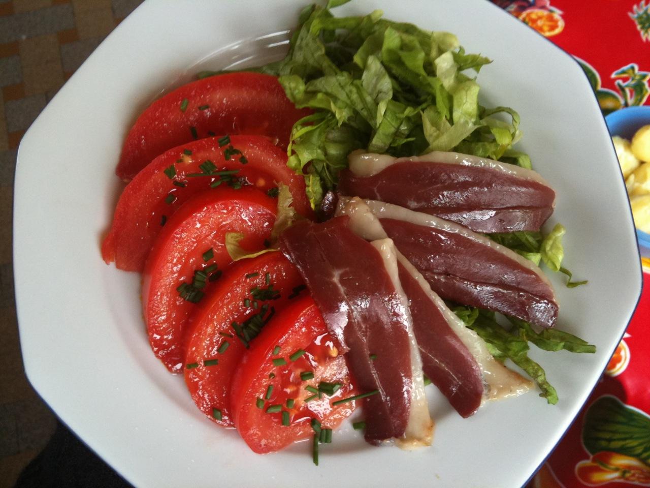 Dressage de salade over cook e - Dressage des plats en cuisine ...