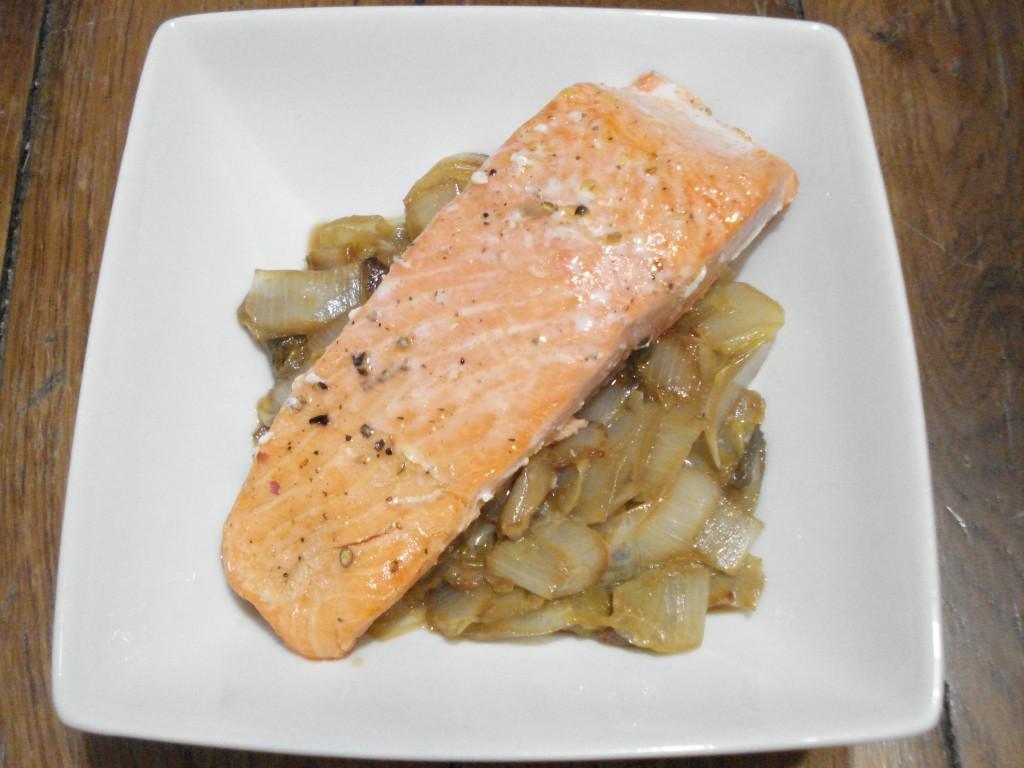 recette de saumon