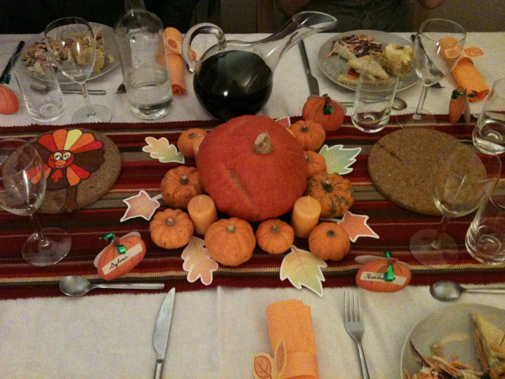 recettes typiques de thanksgiving