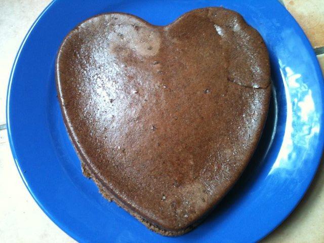 la recette du gateau au chocolat de  Tatiana Levha