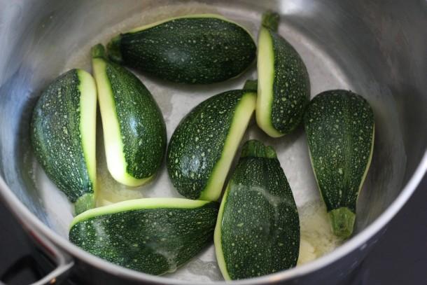 recette courgettes : une jolie découpe pour vos courgettes