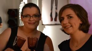 concours Samsung Aline et Perrine