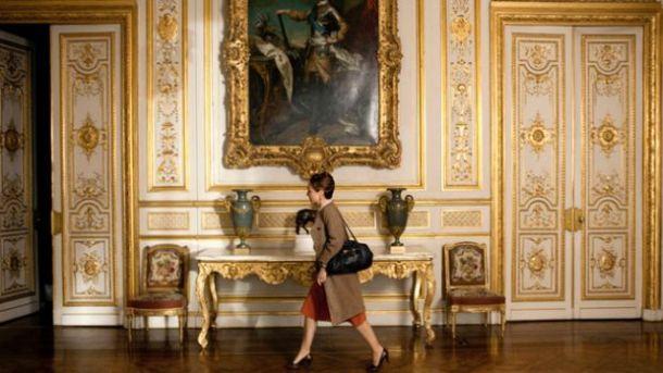 """le film """"Les saveurs du Palais"""" avec Catherine Frot et Jean D'Ormesson"""