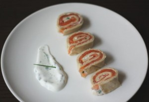 recette au saumonn, sauce pour le saumon au fromage blanc