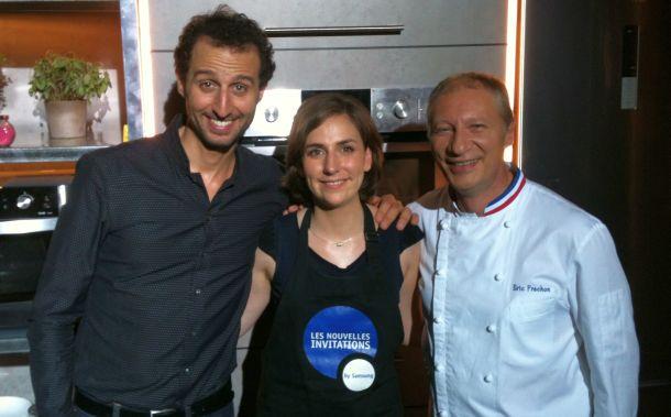 blog de cuisine gagnant concours samsung