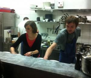 En cuisine avec Romain Tischenko