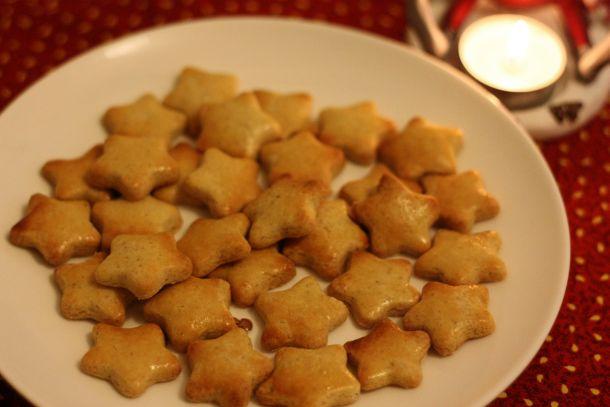 Délicieux biscuits de noel aux épices
