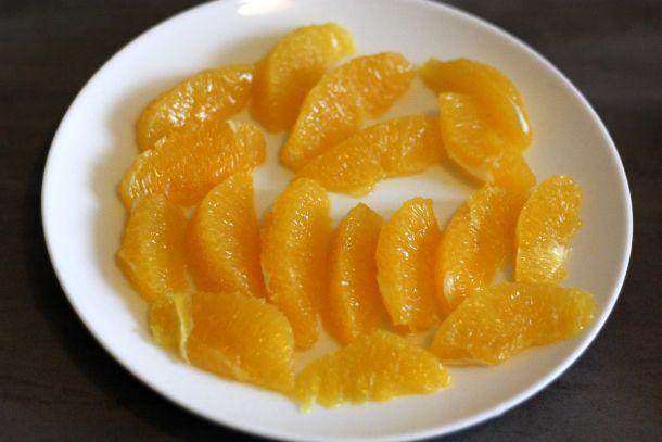 recette de dessert à l'orange et au chocolat du blog de cuisine Over-cookée