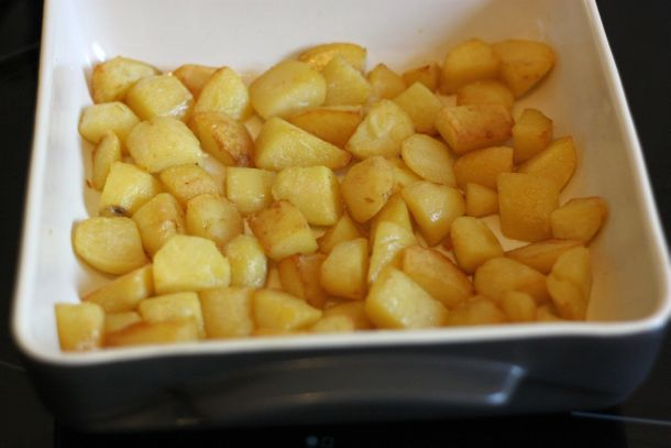 une recette originale de pommes de terres sautées