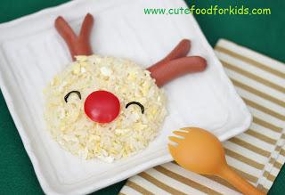 une idee de plat de noel pour enfant