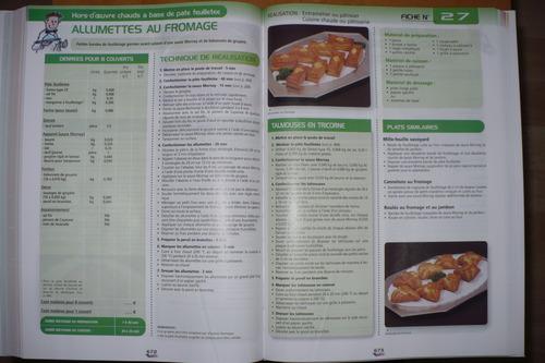 recette en image du cap cuisine