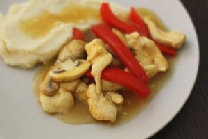 recette de poulet au gingembre et au citron