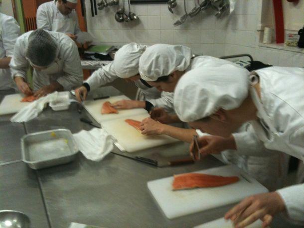 les cours du soir de cap de cuisine avec la mairie de paris - Cap Cuisine Cours Du Soir
