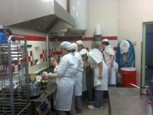 CAp de cuisine Mairie de Paris