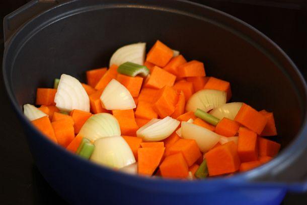 Légumes Couscous