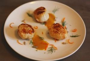 recette de coquille saint jacques