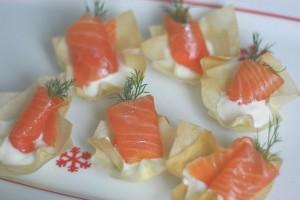 corolles au saumon 2