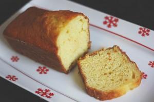 Cake Clémentine au mascarpone