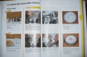 livre CAP cuisine en image