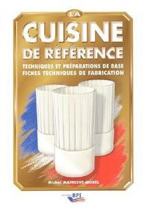 Livre pour CAP cuisine